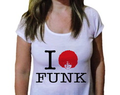 Camiseta Feminina Funk fashion 5