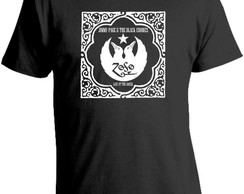 Camiseta Jimmy Page The Black Crowes