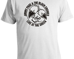 Camiseta Jimmy Page The Black Crowes -02