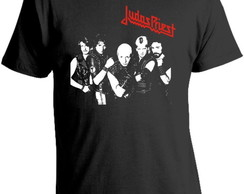Camiseta Judas Priest - Band