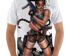 Camiseta Tomb Raider
