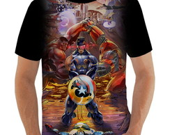 Camiseta X-Men vs Avengers