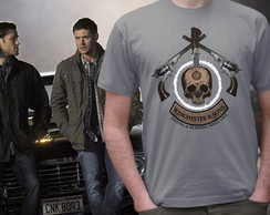 Camiseta Supernatural Winchester & Sons