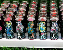 Batom Personalizado Monster High