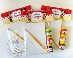 Kit Pintura - Minnie e Mickey