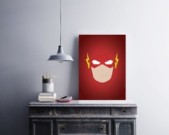 "Placa decorativa ""The Flash"""