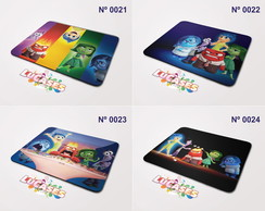 Mouse Pad Divertida Mente Inside Out