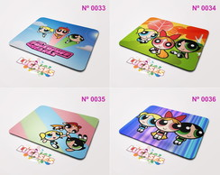 Mouse Pad As Meninas Superpoderosas PPG