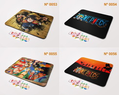 Mouse Pad One Piece Anime Animes Monkey
