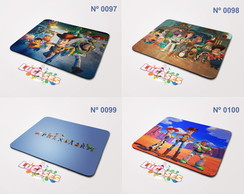 Mouse Pad Toy Story Woody Buzz