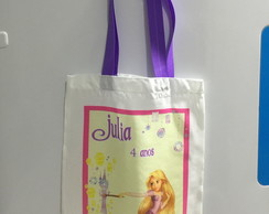 Eco bag rapunzel