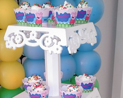Wrappers Cupcake Peppa Pig