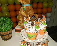 Wrappers Cupcake Scooby-Doo