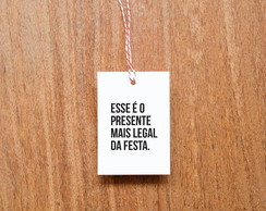 Tag Natal - Mais legal -