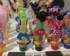 Tubetes Turma do Mickey 3D