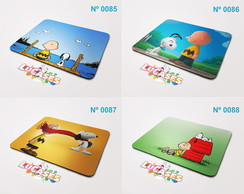 Mouse Pad Snoopy Charlie Brown Peanuts