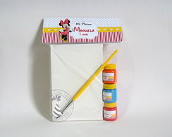 Kit Pintura - Minnie