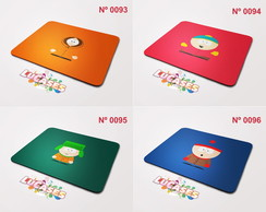 Mouse Pad South Park Kenny Cartman Stan