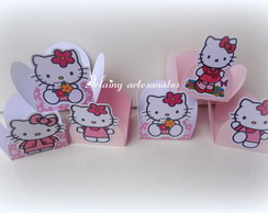 Forminhas Hello Kitty