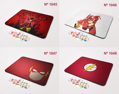 Mouse Pad Flash The Flash Serie Heroi