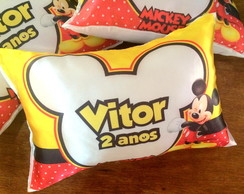 KIT 40 ALMOFADAS MINNIE E MICKEY