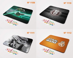 Mouse Pad Yoda BB8 Star Stormtrooper