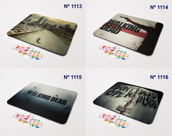 Mouse Pad The Walking Dead TWD Walker