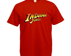 Camiseta Colorida Indiana Jones