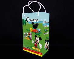 Sacolinha Casa do Mickey Mouse - Grande