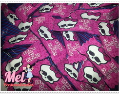 Bala Personalizada: Monster High