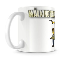 Caneca The Walking Dead 13