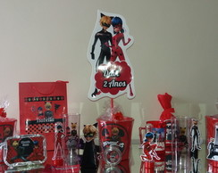 Kit completo miraculous lady bug cat noi