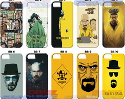 Capa Capinha celular BREAKING BAD