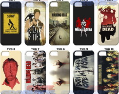 Capinha Capa celular THE WALKING DEAD