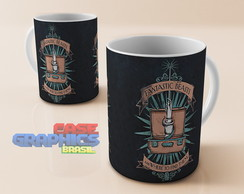Caneca Fantastic Beasts 2 - Harry Potter