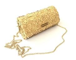 6712b3692 Bolsa para festa ouro velho mini Paetê no Elo7   PATRICIA HENRIQUES ...