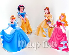 KIT DISPLAY DE MESA PRINCESAS
