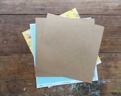 Papel Scrapbook CRAFT