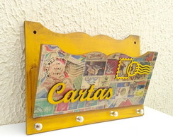 Porta Chaves e Cartas