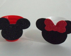 Mini Vasinho - Minnie & Mickey