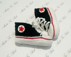 Tênis All Star Baby Preto