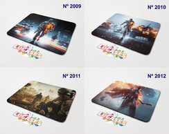 Mouse Pad Battlefield One 2 3 4 Premium