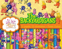 Kit digital The Backyardigans