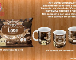 Kit Love Chocolate