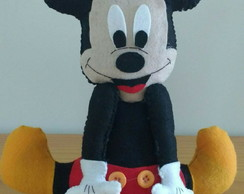 Peso de porta do Mickey