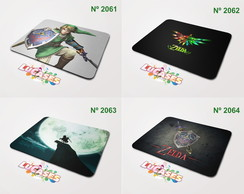 Mouse Pad The Legend Of Zelda Link