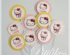 Toppers / Plics - Hello Kitty