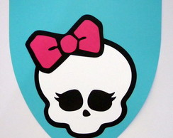 Bandeirolas Monster High - 15cm x 13cm