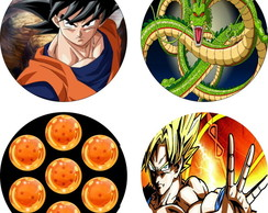 Porta Copos Animes - Dragon Ball Z