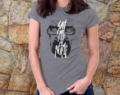Camisa Feminina Breaking Bad Say My Name
